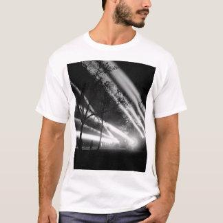 Mobile anti-aircraft searchlight_War image T-Shirt