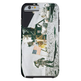 "Mobile Case: Man on the Moon"" Tough iPhone 6 Case"