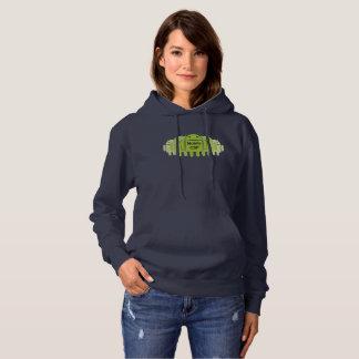 Mobile CSP Women's Hoodie NSF Logo
