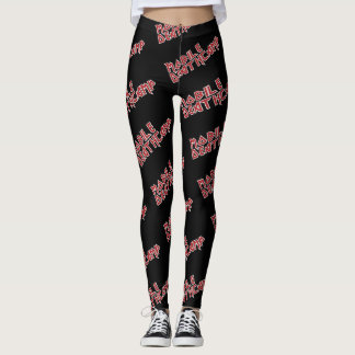 "Mobile Deathcamp ""Iron Deathcamp"" leggings"