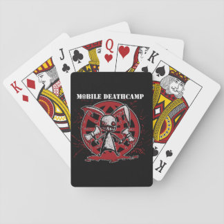 Mobile Deathcamp playing cards