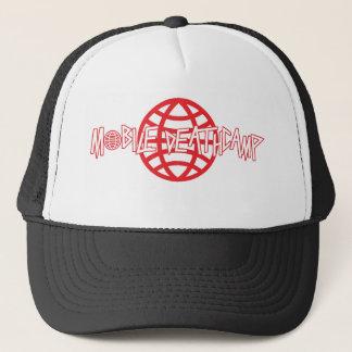 Mobile Deathcamp trucker hat