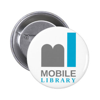 mobile library 2 inch round button