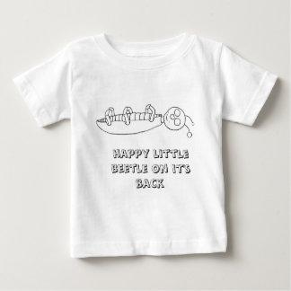 Mobile Little beetle Baby T-Shirt