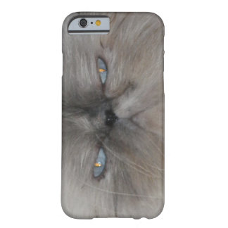 Mobile phone motive cat barely there iPhone 6 case