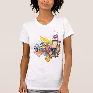 mobile phone shirt