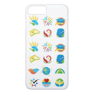 Mobile pod very distinctive attractive design iPhone 7 plus case