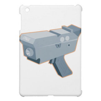mobile speed camera radar gun retro case for the iPad mini