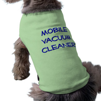 Mobile Vacuum Cleaner Shirt