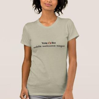 mobile welcome wagon t-shirts