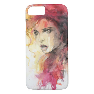 Mobilestaff Design ART GIRL Hard Case For Iphone