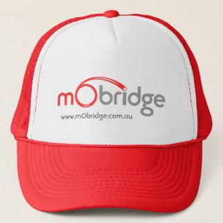 mObridge promotional hat
