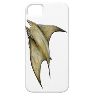 Mobula tarapacana- Weak Blanket blanket ray iPhone 5 Case