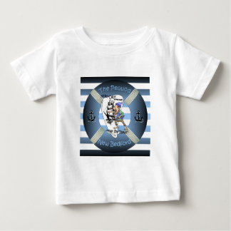 "Moby Dick Cartoon Characters ~ Thar She Blows! "" Baby T-Shirt"