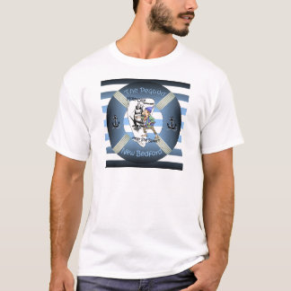 """Moby Dick Cartoon Characters ~ Thar She Blows! """" T-Shirt"""