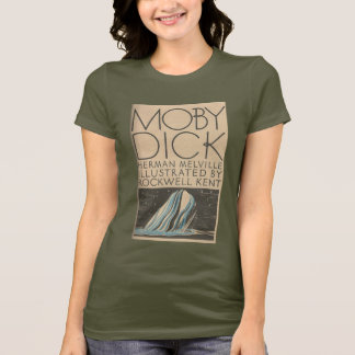 Moby Dick Cover T-Shirt