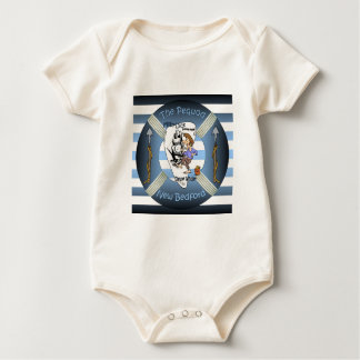 Moby Dick ~ Herman Melville ~ Drunk Whaler ~ Baby Bodysuit