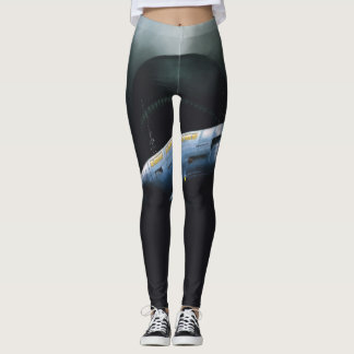 MOBY DICK - Leggings