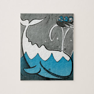 Moby Dick Puzzles