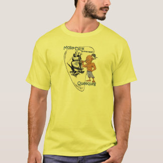 """Moby-Dick"" ~ Queequeg ""Chief Harpooner"" T-Shirt"