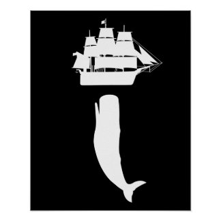 Moby Dick Rising Poster