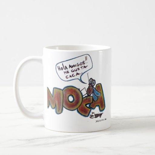 Moca Caca Coffee Mug