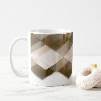 Mocha Cube Mug