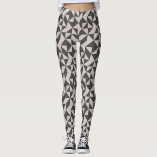 Mocha Diamond Women's Leggings