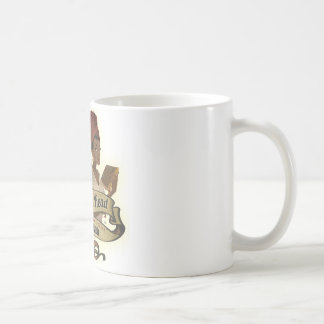 Mocha Girls Read Logo Mug
