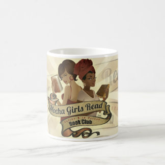 Mocha Girls Read Logo Mug 2