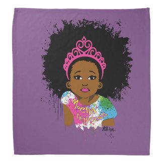 Mocha Princess Bandana