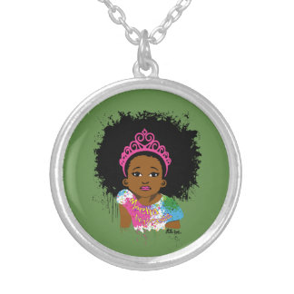 Mocha Princess Necklace