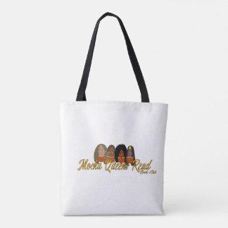 Mocha Queens Read Book Bag/Tote Tote Bag