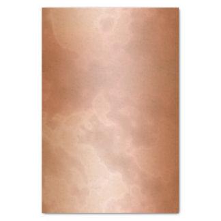 Mocha Rose Marble Tissue Paper