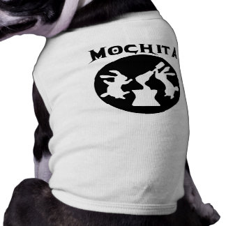 Mochita!! Dog Tee Shirt