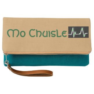 MoChuisle Fold-Over Clutch