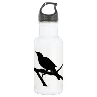 Mockingbird Silhouette 532 Ml Water Bottle