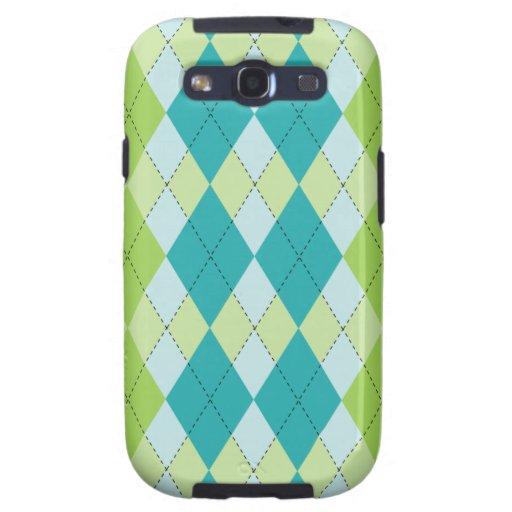 Mod Argyle Samsung Galaxy S3 Samsung Galaxy SIII Cases