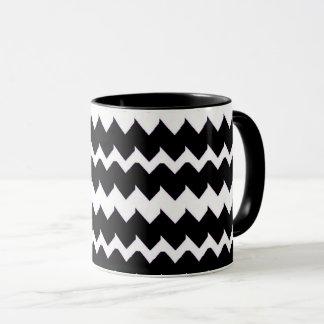 Mod-Black-Ziig-Zag-Mugs-Multi-Style Mug