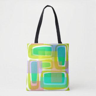 Mod Century Tote Bag