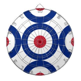 Mod - Classic Roundel - Bullseye Archery Target Dart Boards