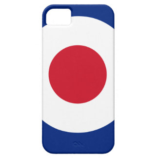 Mod - Classic Roundel - Bullseye Archery Target iPhone 5 Covers