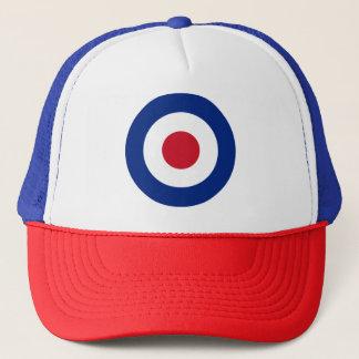 Mod - Classic Roundel - Bullseye Archery Target Trucker Hat