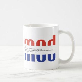 Mod_Cons Homeware Coffee Mug