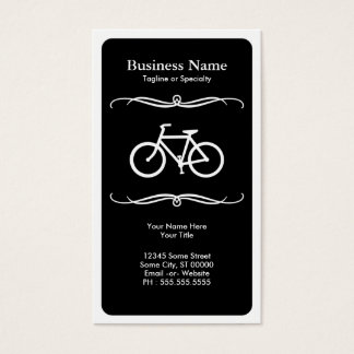 mod cycling business card
