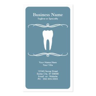 mod dentaire carte de visite standard