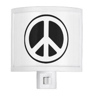 """ Mod Designs"" PEACE SIGN Nite Lite"