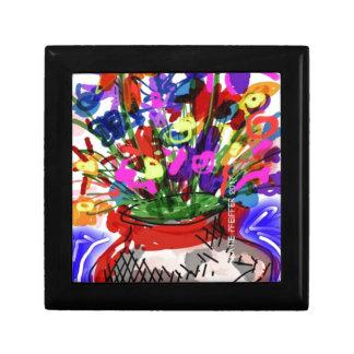 Mod Digital Flower Bouquet 2017 Gift Boxes