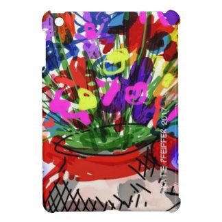Mod Digital Flower Bouquet 2017 iPad Mini Case