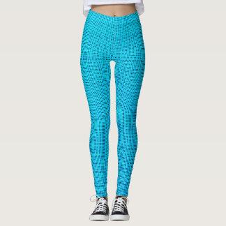 MOD-EFFECT'S FABRIC-BLUE-TWEED---LEGGING'S_XS-XL LEGGINGS